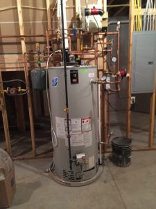 Grand Rapids Water Heater replacement repair by Mazure's Heating & Air Conditioning